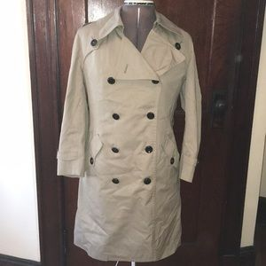 trench coat Size 6